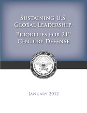 1 DoD strategy Jan 2012