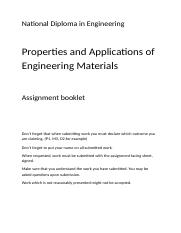 Level-3-Materials-Assignment-Booklet