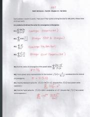 Math 5B Honors Test #4 - Chapter 11 - Fall 2014 SOLUTIONS.pdf