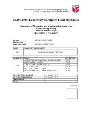 EMM 3304 coverpage+contents