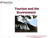 Chapter+17+Tourism+and+the+Environment