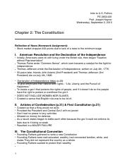 Chapter 2 Notes PDF