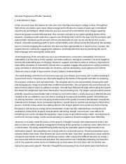 100 page essay