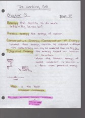 Lecture 9 Notes BIOL 1408