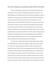 Help In Sociology Essay !!?