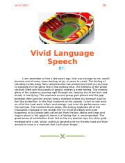 Vivid Language Speech.docx