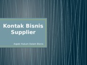 SUPPLIER_FIX