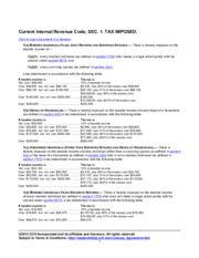 Stock options internal revenue code