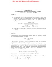 MATH 2030 Assignment 3 with Solution.pdf