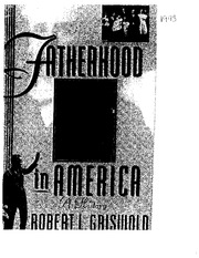 4443 Griswold Ch 1 Fatherhood in America