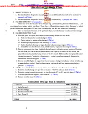Strategic Plan - Description with Table Examples - MGT 495 (Adam Stoll's conflicted copy 2011-03-25)