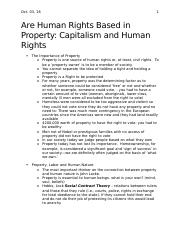 Human Rights and Property- Lecture#3- Oct.3.docx