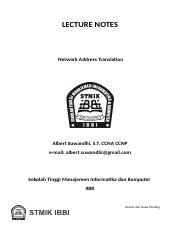 Network Address Translation.docx