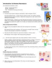 Intro to disease resistance.doc