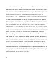 war and peace essay