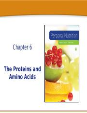 chapter6 Protein Part 2.ppt