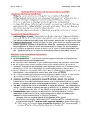 Assignment of contractual rights