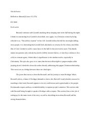 Beowulf Reflection 2.docx