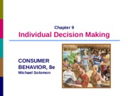 chapter_9_-_09_individual_decision_making