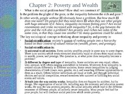 SYG2010 online wk2 poverty and wealth Summer2013