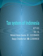 Tax system of Indonesia.pptx