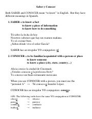 saber vs conocer worksheet to know saber v conocer spanish divides to. Black Bedroom Furniture Sets. Home Design Ideas