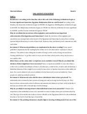 DBQ: Islamic Civilizations: Its Contributions to World