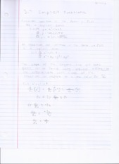 3.7 Notes - Implicit Functions