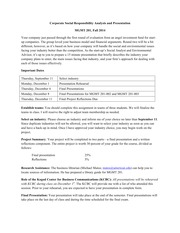 MGMT201_Corporate Social Responsibility Project Assignment (Schnackenberg)