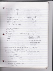 logarithms notes