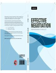 Fells R.-Effective Negotiation-CUP-2009.pdf