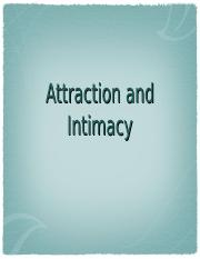 Attraction and Intimacy_to post(1).ppt