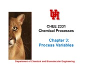 Ch3 Process variables - updated