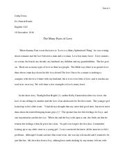 The Many Faces of Love Final Essay.pdf