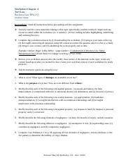 Chapter 4 Worksheet.doc