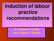LabourInduction