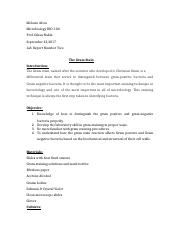 Microbiology Lab #2.docx