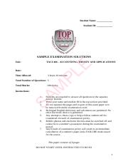 TACC406 Sample Exam Solutions.pdf