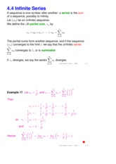 MATH1241 - Calculus - Chapter 4 Pt3