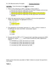 MACROECONOMICS PRACTICE FINAL EXAM(2) (1).doc