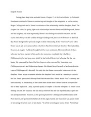 Significance of Scarlet Letter Essay