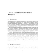 Lec5-DoubleFourierSeries