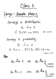 Tutorial 2 (notes and solution)