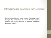 ECON4110 Research Report - Presentation Slides
