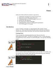 IT342-L01-2 pdf - Web Application Development 2 Views 1 Views At the