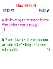 1. Marketing  and  Buyer  Behavior.ppt