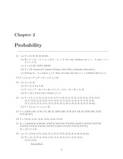 ch. 2 solution (stats)