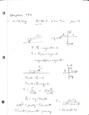 PH 105 Ch. 7 & 8 Notes