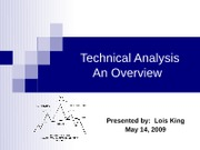 Technical Analysis Presentation (LK)
