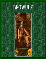 BEOWULF and ANGLO SAXON Powerpoint.ppt